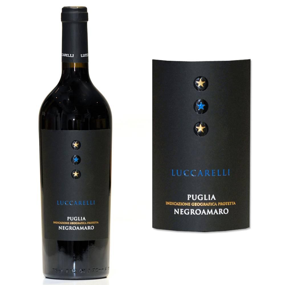 Luccarelli Luccarelli Negroamaro