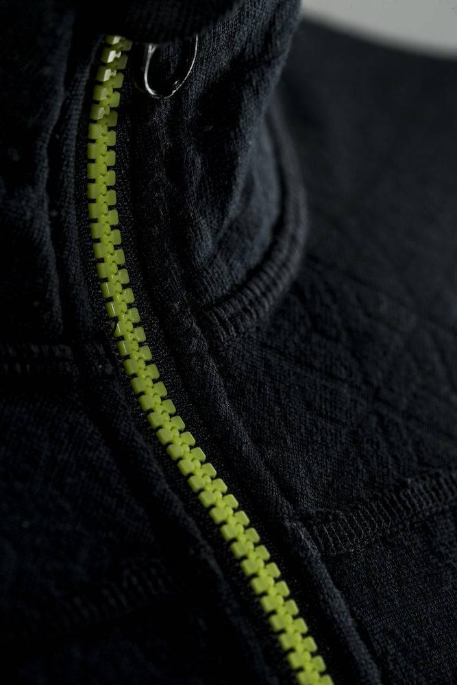 Craft Craft Pin Halfzip Loopshirt Heren