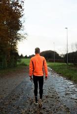 Fusion S1 Running Jacket Heren Fluo Oranje