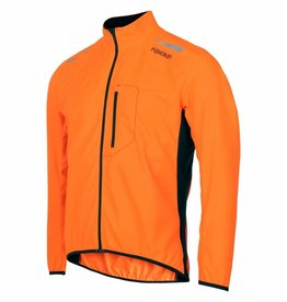 Fusion Fusion S1 Running Jacket Heren Fluo Oranje