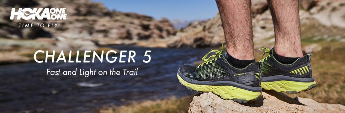 Hoka One One Challenger 5 Men