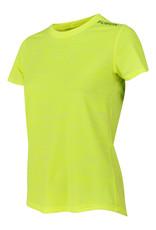 Fusion Fusion C3 T-shirt Geel Dames