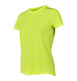 Fusion Fusion C3 T-shirt Geel Dames