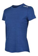 Fusion Fusion C3 T-shirt Donker Blauw Dames
