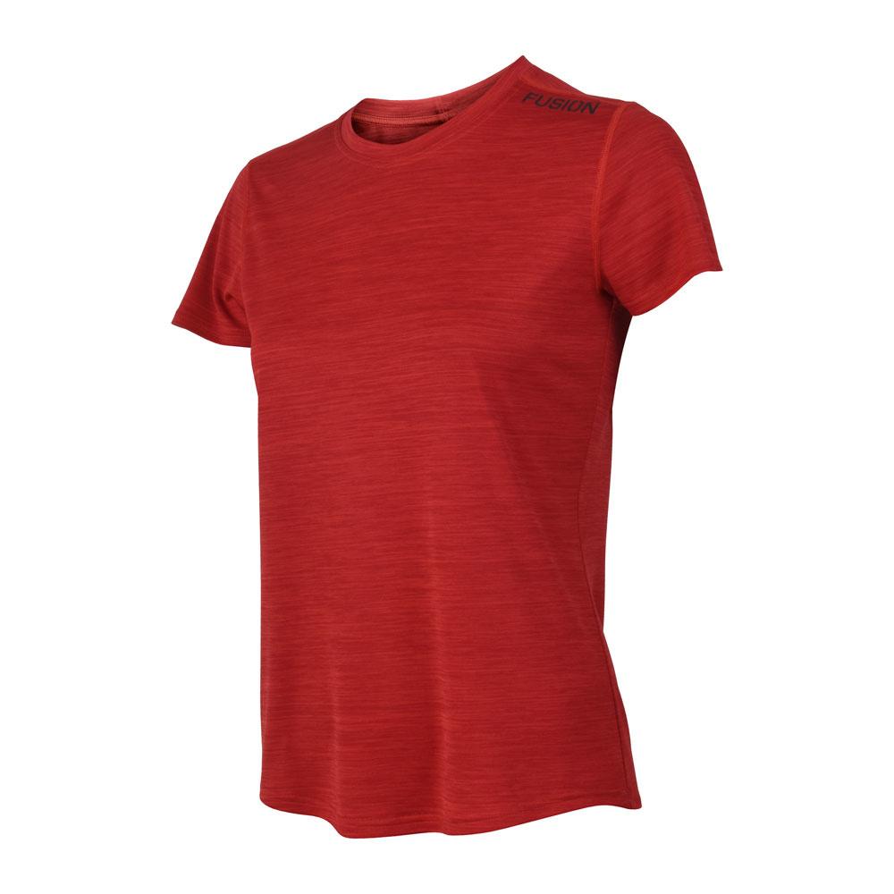 Fusion Fusion C3 T-shirt Rood Dames
