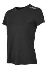 Fusion Fusion C3 T-shirt Zwart Dames