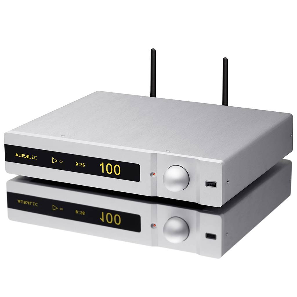 AURALiC POLARIS Wireless Streaming Amplifier