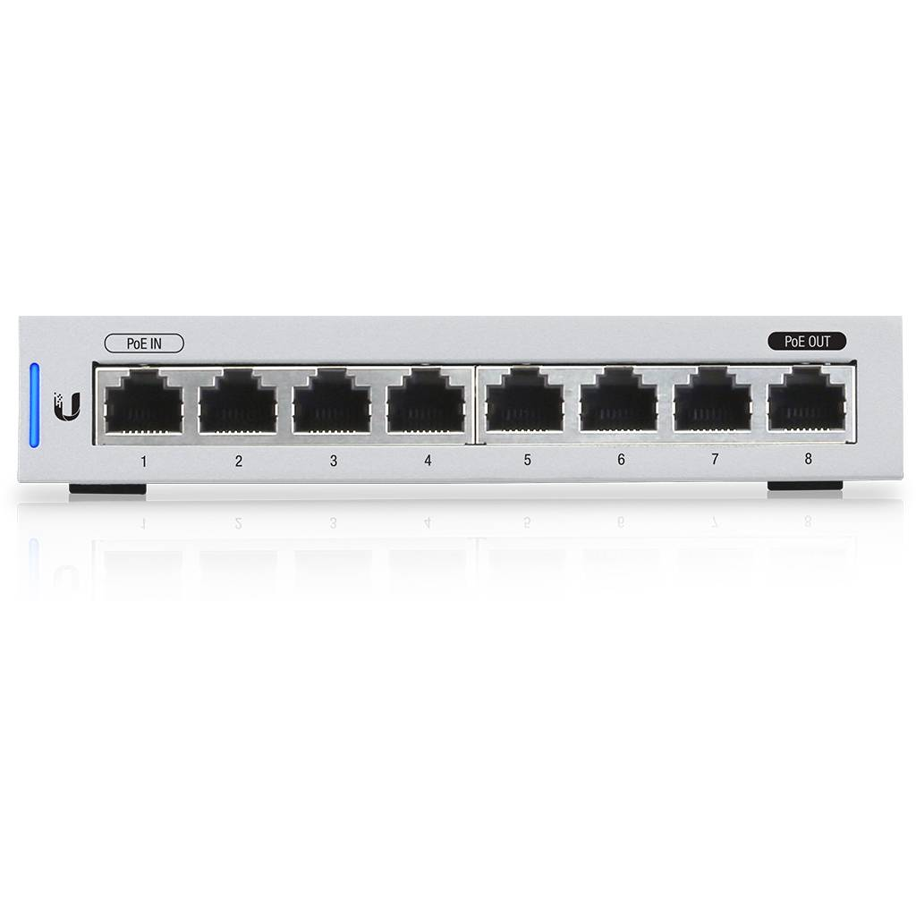 Ubiquiti UniFi Switch US-8