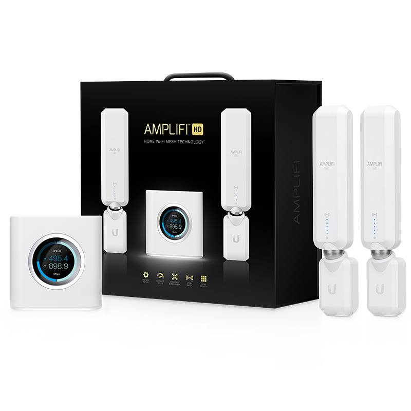 Ubiquiti AmpliFi HD Mesh Wi-Fi System