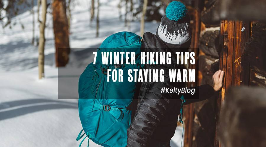 7 Winter hiking tips for staying warm