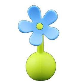 Haakaa Stop blauw bloemetje
