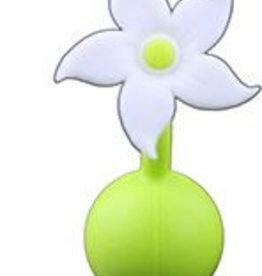 Haakaa Stop wit bloemetje