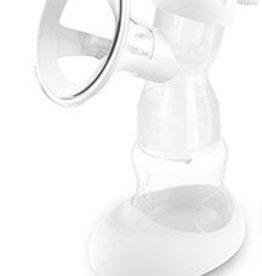 Horigen 3D Afkolfset Horigen enkel wit P107