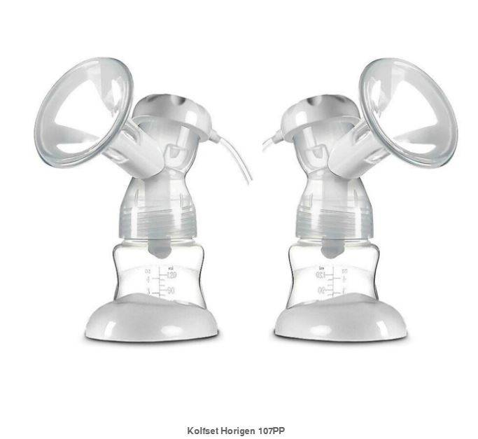 Horigen Horigen 3 D 3D Afkolfset Horigen dubbel   wit