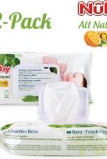 Nûby Nûby Citroganix / baby billendoekjes