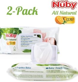 Nûby Baby reinigingsdoekjes 2 pakken