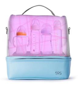 Sterilisator UVC led 59S Mommy bag bleu
