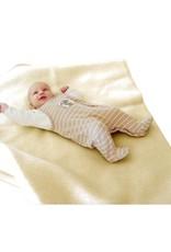 Steinbeck  Wollen baby deken Inn ca  75 / 100 cm   Rost / Terra