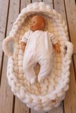 Sponde Musthaves wollen babynesjes. Lekker warm en  koel