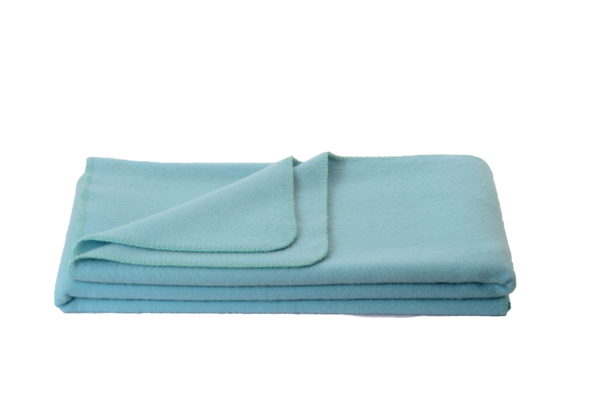 Steinbeck  Wollen baby deken Inn ca  75 / 100 cm   Blue