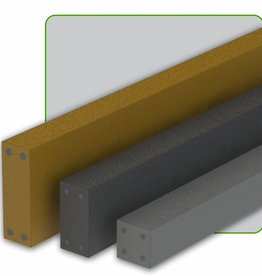 Balken staalversterkt