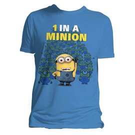 Despicable Me T-shirt One in a Minion