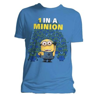 Despicable Me One in a Minion T-Shirt