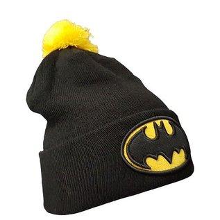 Batman Muts met pompom voor volwassenen