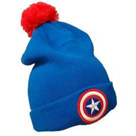 Captain America Muts met pompom