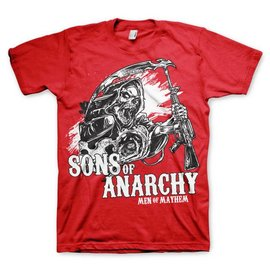 Sons of Anarchy T-shirt AK Reaper