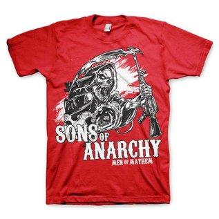 Sons of Anarchy Men of Mayhem rode T-shirt
