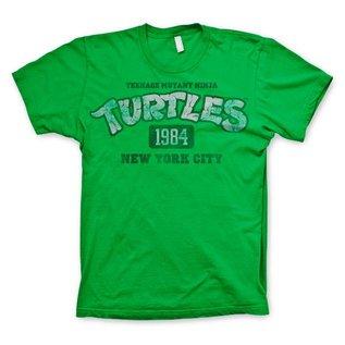 Teenage Mutant Ninja Turtles New York 1984 T-shirt