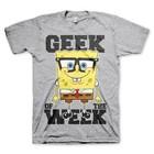 Spongebob T-shirt Geek of the week