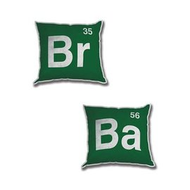 Breaking Bad Logo Kussenset