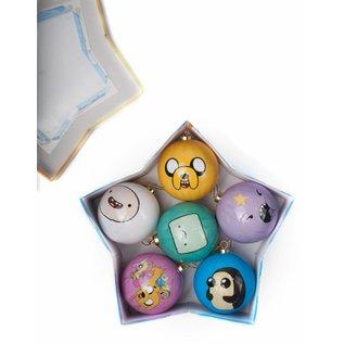 Adventure Time Decoratieve kerstballen set