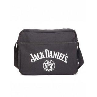 Jack Daniel's schoudertas met riem