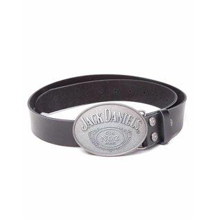 Jack Daniel's broeksriem Old No7 Logo gesp