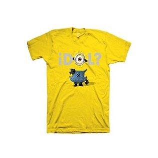 Despicable Me Minion Idol Minion T-shirt