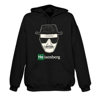Breaking Bad Heisenberg Hooded Sweater