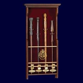 Harry Potter shop Toverstok kast