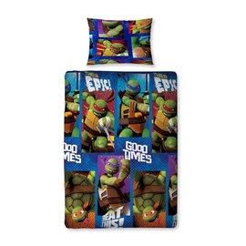 Teenage Mutant Ninja Turtles Dekbedovertrek