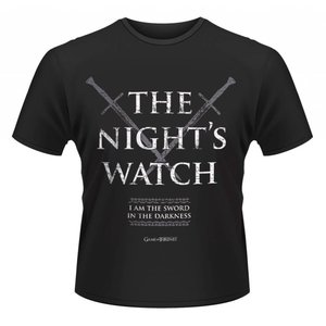 Game of Thrones shop T-shirt The Night Watch
