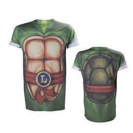 Teenage Mutant Ninja Turtles Allover T-shirt Leonardo