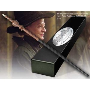 Harry Potter shop Toverstok Professor Minerva McGonogall Character Edition