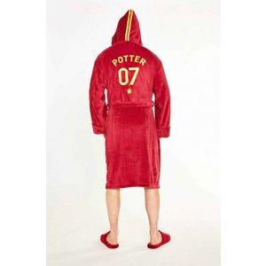 Harry Potter Fleece Badjas Quidditch