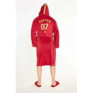 Harry Potter shop Fleece Badjas Quidditch