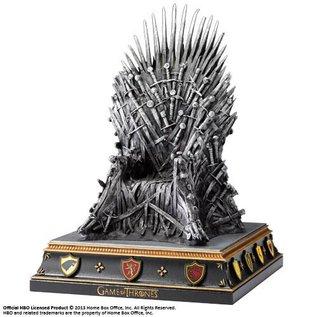 Game of Thrones shop Boekensteun Iron Throne