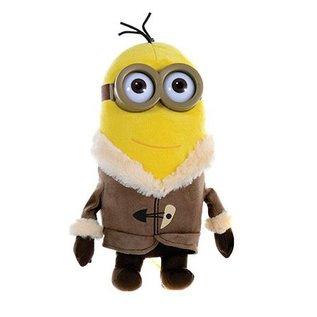 Despicable Me Minion knuffel Kevin met vest 28cm