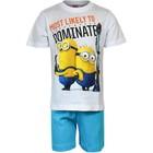 Despicable Me Korte Minion Kinder Pyjama Wit