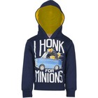 Despicable Me Minion Kinder Sweater Donkerblauw